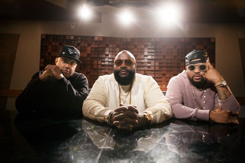 Signed - Lenny Santiago, Rick Ross, The Dream,