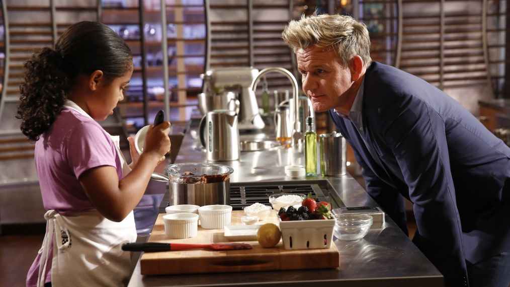 MASTERCHEF: JUNIOR EDITION - Gordon Ramsay