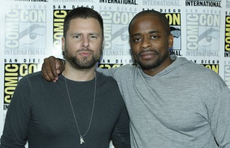 James Roday and Dulé Hill