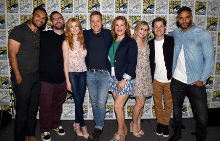 San Diego: Comic-Con International 2017 - TV Guide Magazine Fan Favorites Panel