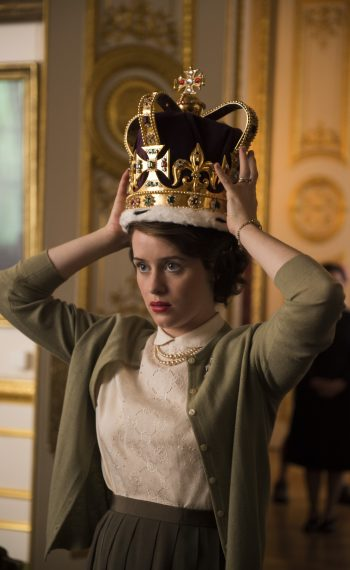 The Crown - Claire Foy