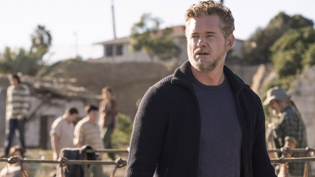 The Last Ship, Eric Dane, TNT
