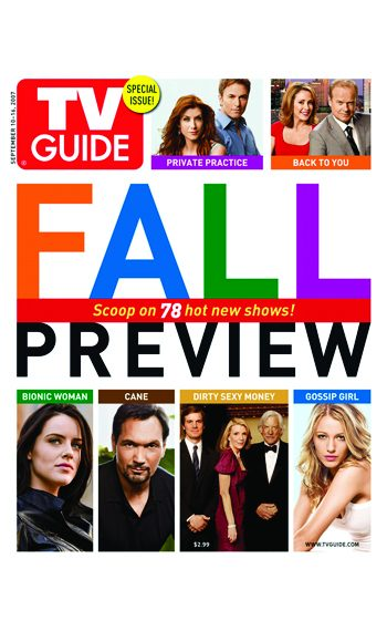 Fall Preview 2007