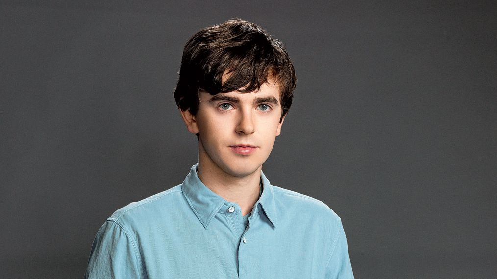 Freddie Highmore Assumes 'The Good Doctor': 'It's Nice to Be Saving People After Years of Killing Them'