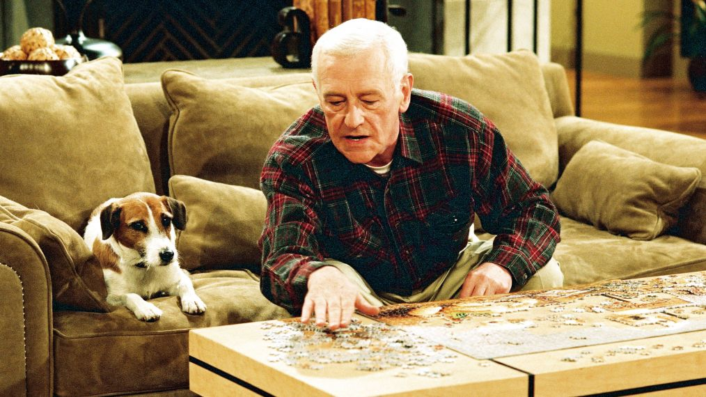 FRASIER - John Mahoney