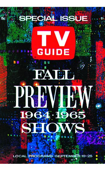 Fall Preview 1964