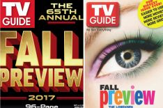 Fall Preview Flashback: See All 65 TV Guide Magazine Fall Preview Covers