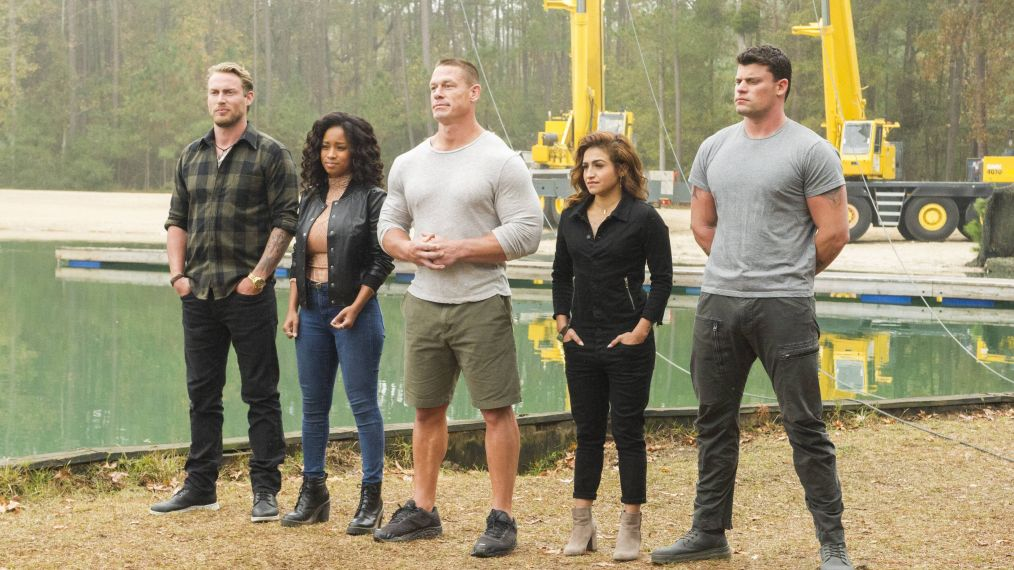 Who's the Grittiest of Them All? A Chat With the Winner of 'American Grit' Season 2