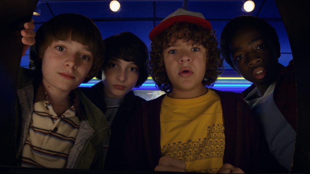 'Stranger Things' Channels 'Alien' in Latest Season 2 Poster