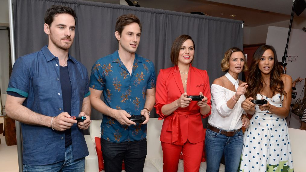 Watch: 'Once Upon A Time' Cast on Season 7 Changes, Cinderella's Arrival and Why Change Is Good