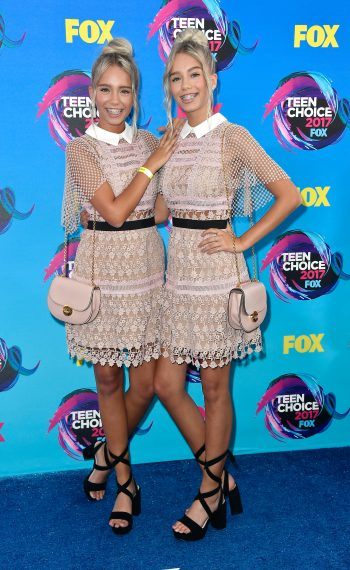 Teen Choice Awards 2017 - Arrivals