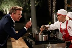 'MasterChef' Preview: Gordon Ramsay Thinks a Team Captain's Brain Fart Stinks (VIDEO)