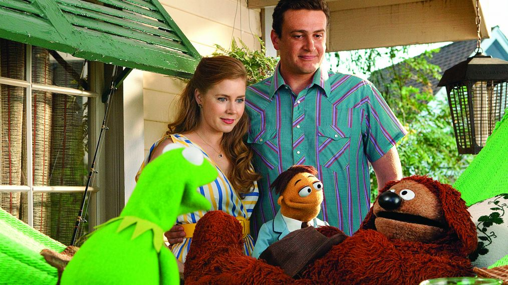 DISNEY THE MUPPETS - AMY ADAMS, JASON SEGEL