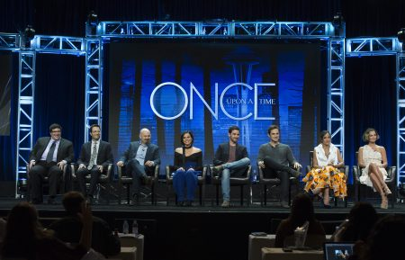 Once Upon A Time - Cast