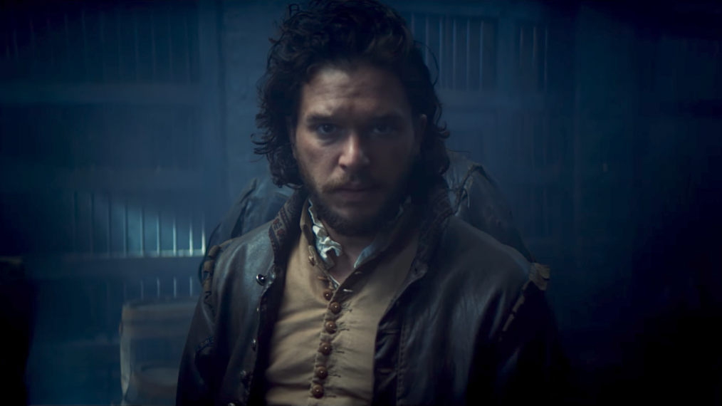 Kit Harington's 'Gunpowder' to Make U.S. Debut on HBO