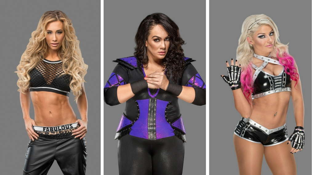 'Total Divas' Season 7: Get to Know the New WWE Cast Members