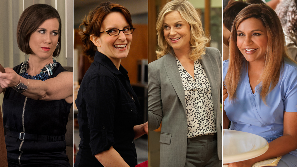 9 Female TV Bosses We'd Like to Work for IRL