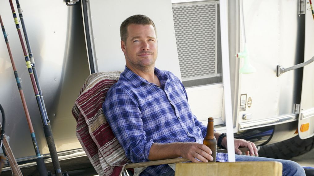 NCIS: Los Angeles - Chris O'Donnell