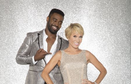 DANCING WITH THE STARS - KEO MOTSEPE AND BARBARA CORCORAN