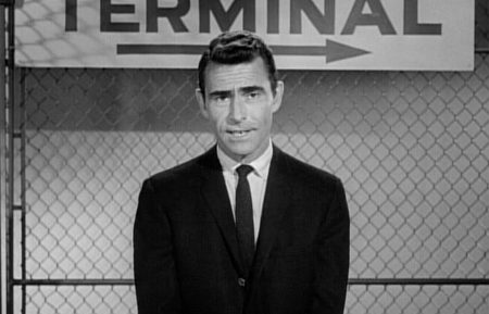Twilight Zone, rob serling