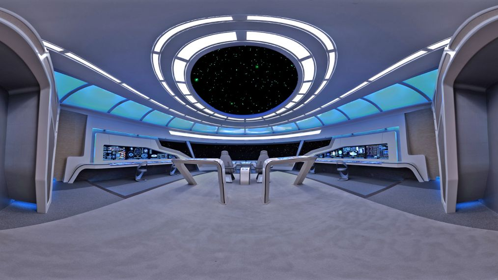 'The Orville': Inside the High-Tech Space Ship