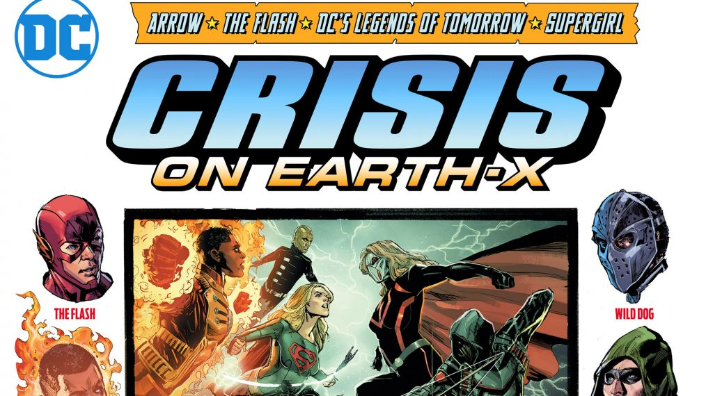 Arrowverse Crossover Ignites 'Crisis on Earth-X'