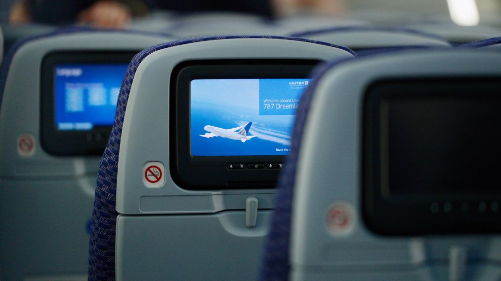 Netflix Coming Soon to a Plane Near You