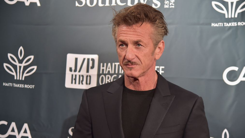 Two-Time Oscar Winner Sean Penn to Make TV Debut in New Hulu Series