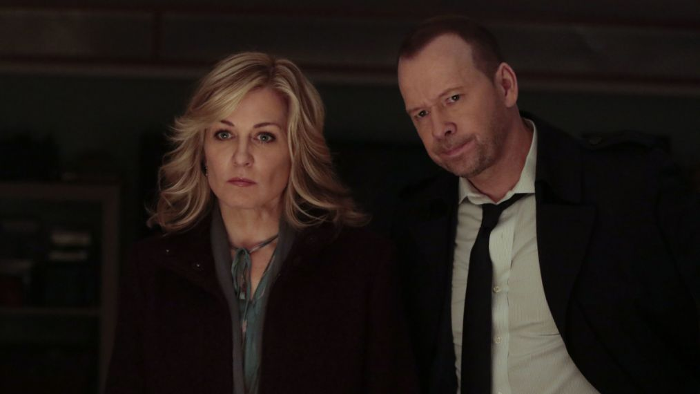 'Blue Bloods' Shocker: Amy Carlson Leaves After Season 7