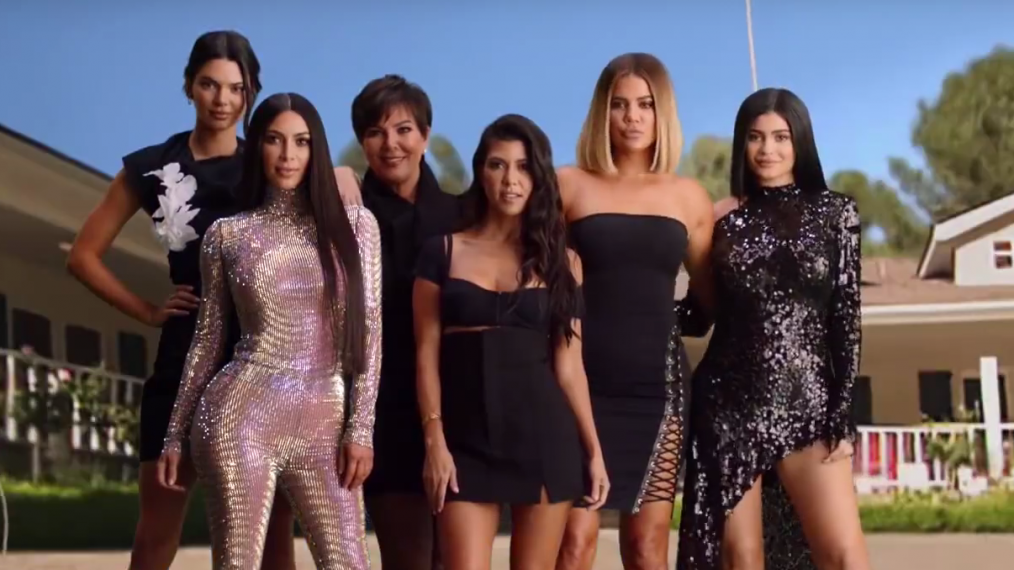 Kardashian-Jenners Re-Sign With E! in Multi-Million Dollar Deal