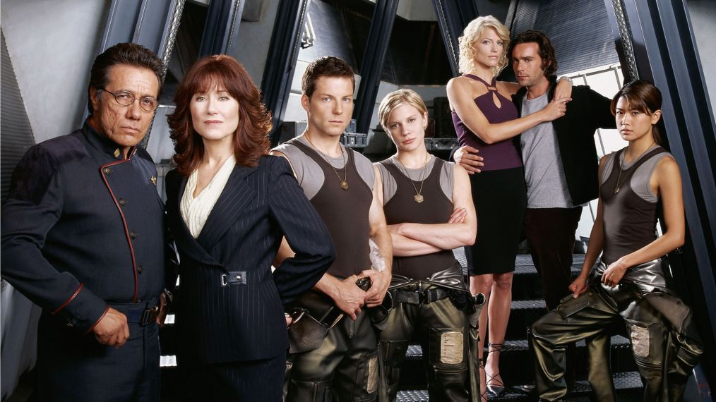 11 Best Moments From the 'Battlestar Galactica' Finale (PHOTOS)