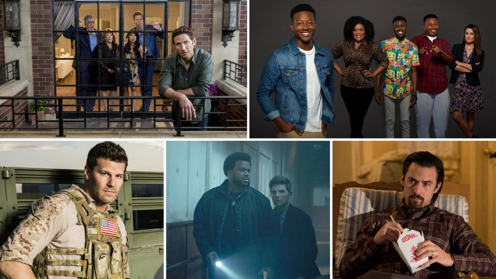 Get It: TV Guide Magazine's Ultimate Fall TV 2017 Calendar