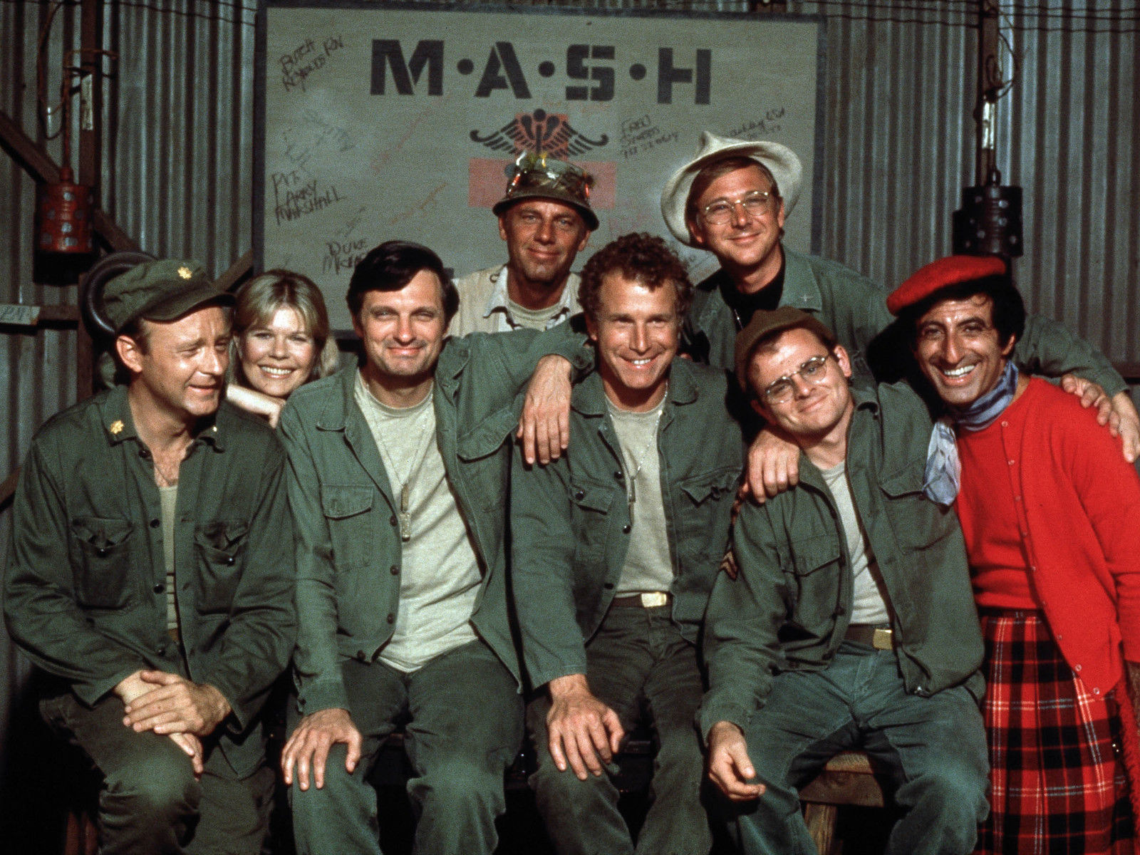 M*A*S*H' 45th Anniversary: Take a Look Back at the Classic Series' TV Guide  Magazine Covers