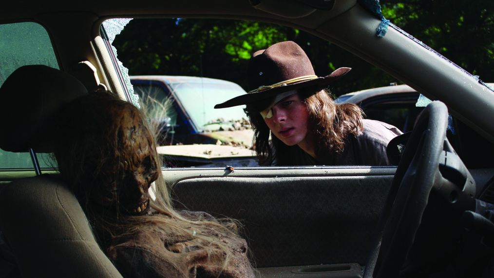 The Walking Dead - Chandler Riggs