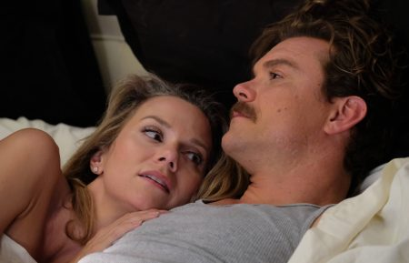 Lethal Weapon - Hilarie Burton, Clayne Crawford
