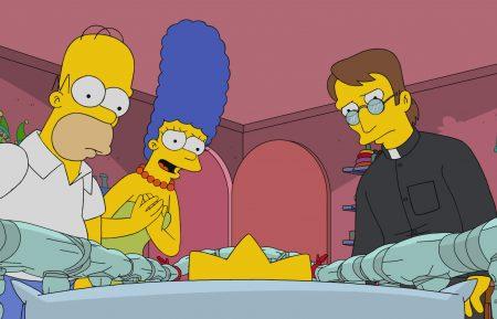 The Simpsons, Treehouse of Horror XXVIII, Ben Daniels