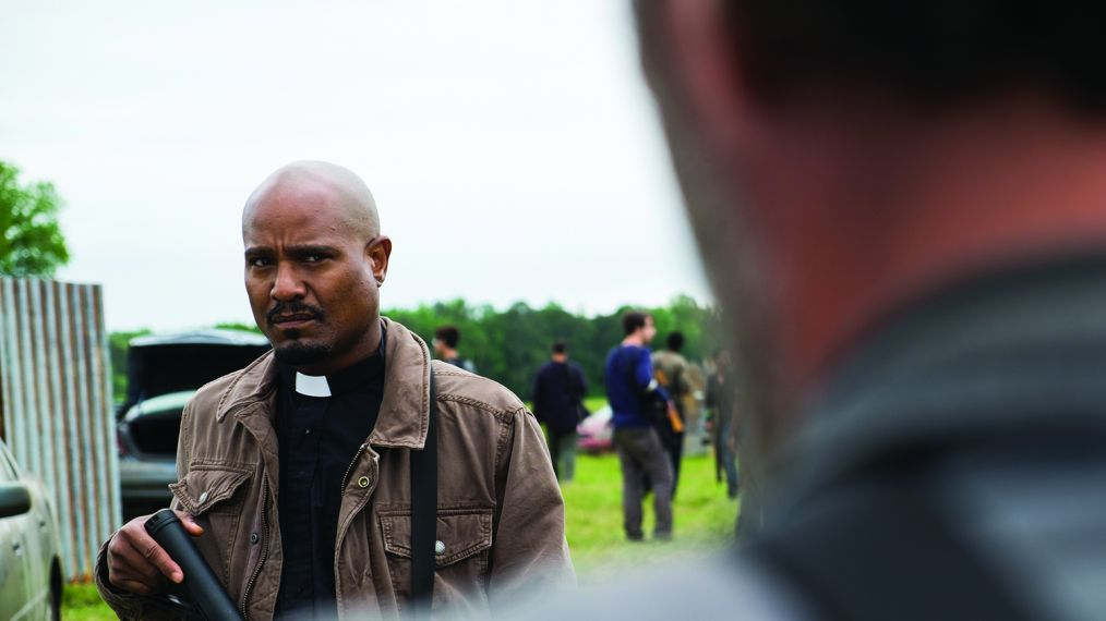 The Walking Dead - Seth Gilliam