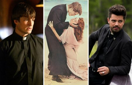 TV's Hottest Priest