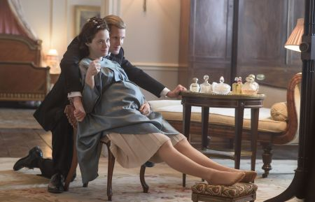 The Crown - Claire Foy, Matt Smith