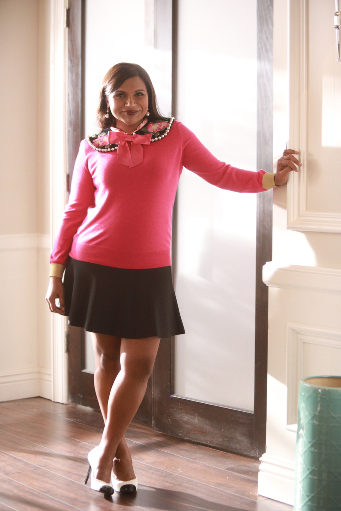 THE MINDY PROJECT - Mindy Kaling