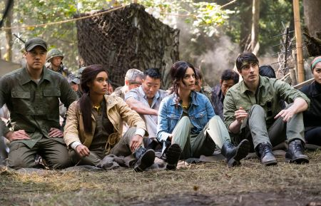 Welcome to the Jungle - Nick Zano, Maisie Richardson- Sellers, Tala Ashe, Brandon Routh