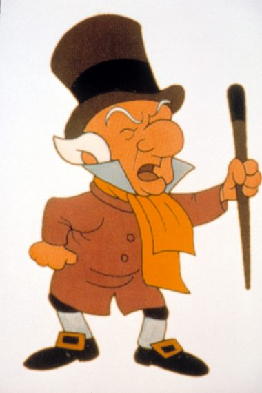 MR. MAGOO'S CHRISTMAS CAROL