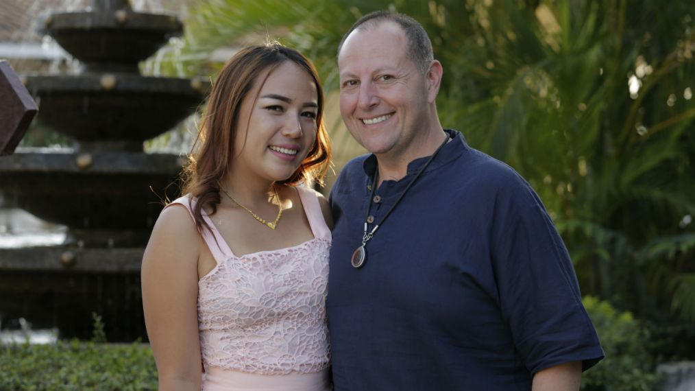 90 Day Fiance - Annie & David