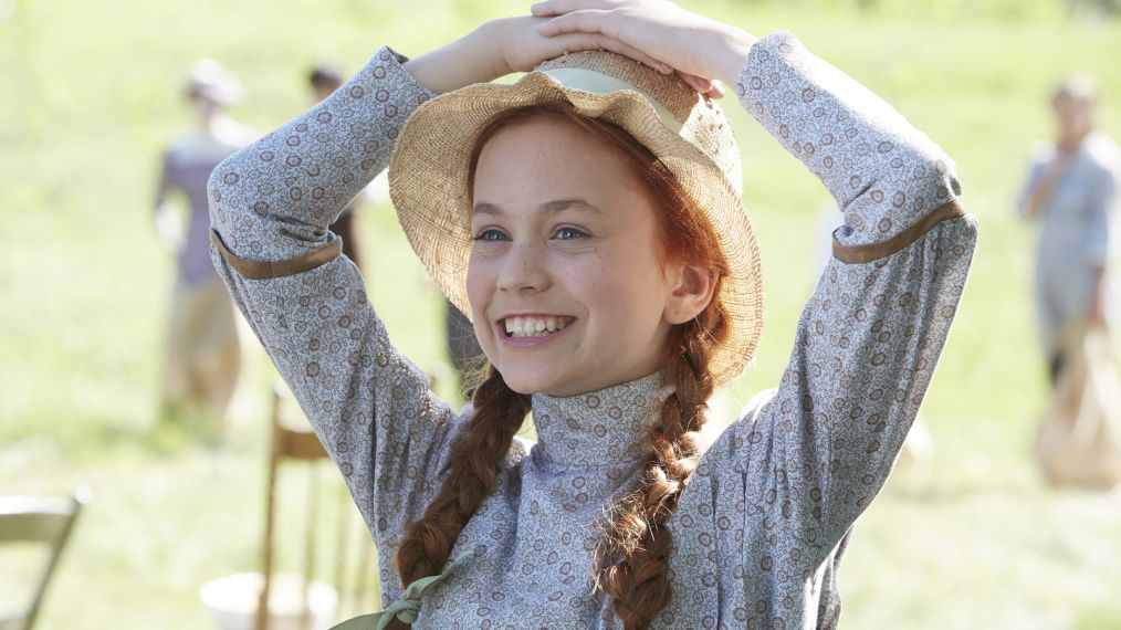 WATCH: Anne Goes (Unintentionally) Green in 'Anne of Green Gables—The Good Stars' Preview