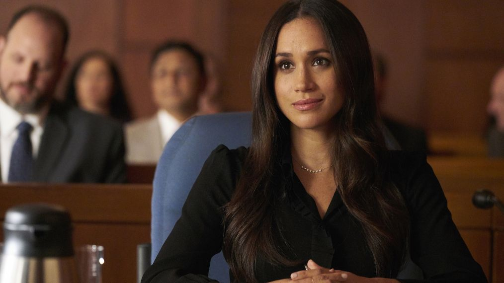 Meghan Markle's 'Suits' Costars React to Her Royal Engagement