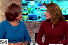 Gayle King, Norah O'Donnell Respond to Sexual Misconduct Allegations Against Co-Host Charlie Rose