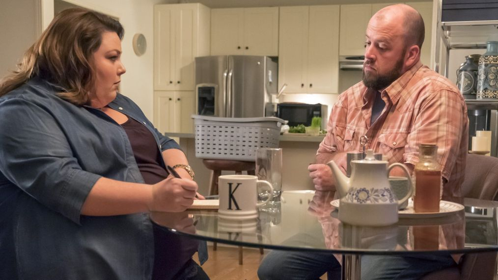 'This Is Us': Chrissy Metz Talks That Big Scene With Mandy Moore