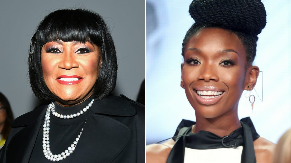 Brandy, Patti LaBelle