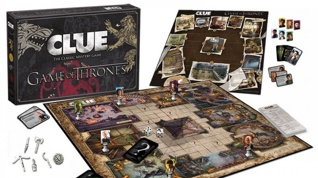 Game of Thrones - Clue