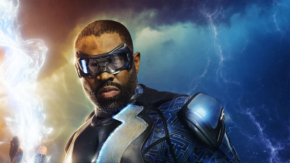 Black Lightning - Cress Williams